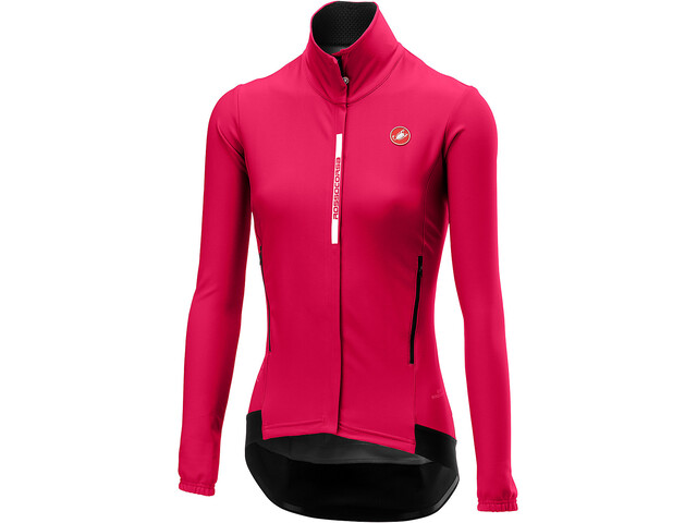 Castelli Perfetto - Maillot manches longues Femme - rose